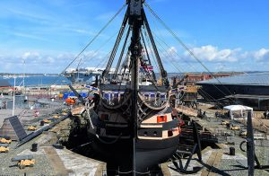 HMS Victory Warship Tour Portsmouth