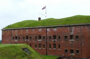 Fort Nelson Victorian Defensive Fort
