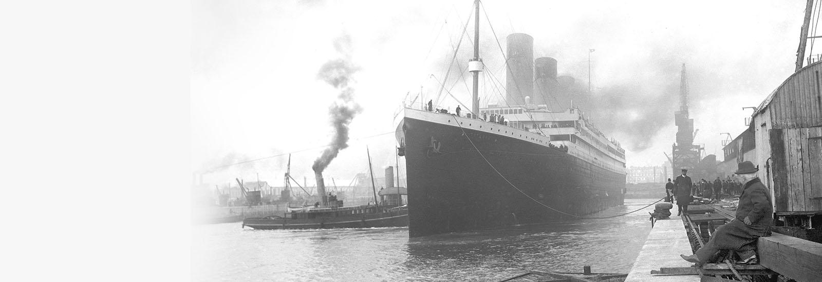 Titanic Trail Tour - Southampton Cruise Excursion