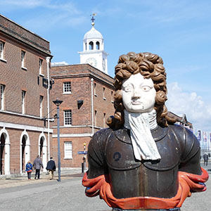 Portsmouth Historic Dockyard Tour Guide