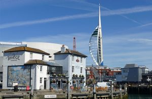 Tour - Walk Old Portsmouth and the Nelson Trail